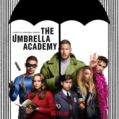 Академия «Амбрелла» / The Umbrella Academy [Сезон: 1] (2019) WEB-DL 720p | Пифагор
