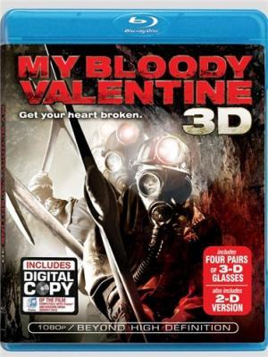 Мой кровавый Валентин / My Bloody Valentine (2009) BDRip 720p