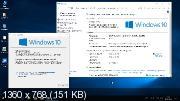 Windows 10 Pro x64 1809.17763.316 by Nicky & Rain (MULTi28/ENG/RUS/2019)
