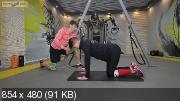 Тренировка мышц живота. Лучшие и безопасные упражнения (2018) Вебинар