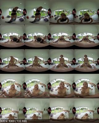 VRLatina: Veronica Leal (Riding Me Tightly / 19.02.2019) [Oculus Rift, Vive | SideBySide]
