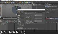 Maxon cinema 4d studio r20.059 + repack. Скриншот №2