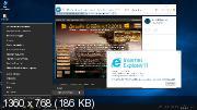 Windows 10 Enterprise x64 1809 Integral Edition v.2019.12.18 (ENG+RUS+GER)