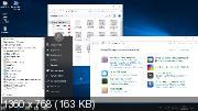Windows 10 Pro x64 1809 Modded by Nicky & Rain (MULTi13/ENG/RUS/2019)