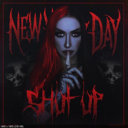 New Years Day - Shut Up (Single) (2019)