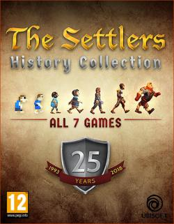 The Settlers: History Collection (2018, PC)