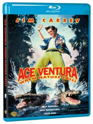 Эйс Вентура 2: Когда зовет природа / Ace Ventura: When Nature Calls (1995) BDRemux 1080p