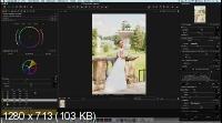Обработка свадебной фотографии в Capture One (2019)