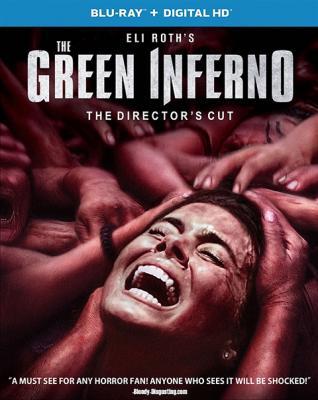 Зеленый ад (Людоеды) / The Green Inferno (2013) BDRip 720p