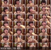 MyDirtyHobby - Roxana-Xrated - Arschfist Und Squirt - Camshow Aufwarmtraining! (HD/720p/504 MB)