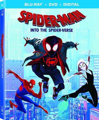 Человек-паук: Через вселенные / Spider-Man: Into the Spider-Verse (2018) BDRemux 1080p | iTunes