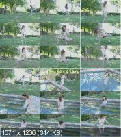 ATKHairy - Emma Evins - Emma Evins is like a wild animal, frolicking outside in the nude (FullHD/1080p/202 MB)