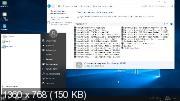 Windows 10 Pro x64 1809.17633.348 Lite by Nicky (MULTi14/ENG/RUS/2019)