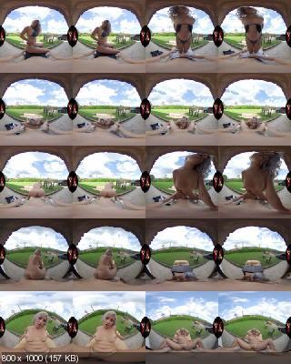 VRLatina: Ashley Grey (Fun In The Sun / 07.03.2019) [Oculus Rift, Vive | SideBySide]