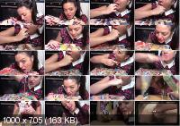 Spit And Puke On Porn Mags - evamarie88 | 2019 | FullHD | 725 MB