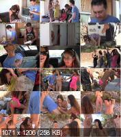 WTFPass - Agnessa, Carla, Leila - Real Sex Party On The Sunny Beach, Part 1 (FullHD/1080p/2.58 GB)