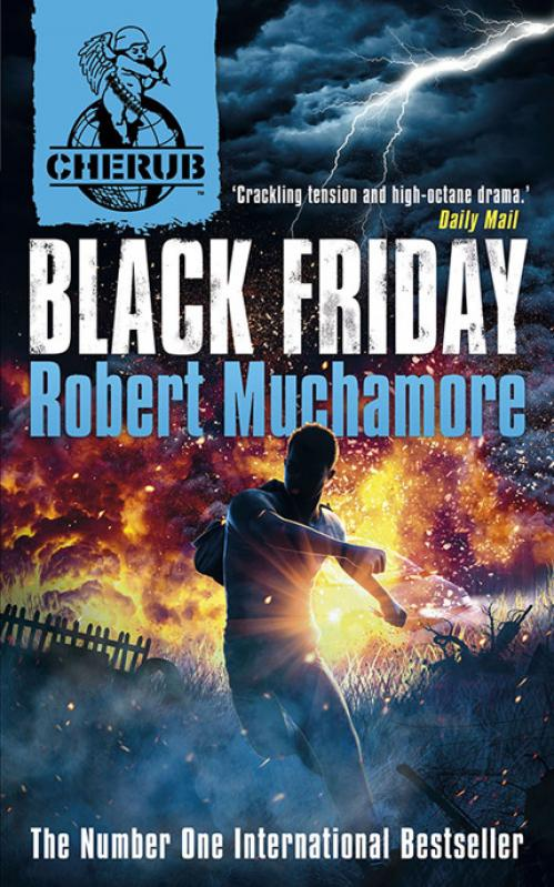 Black Friday (Cherub, n  15) by Robert Muchamore