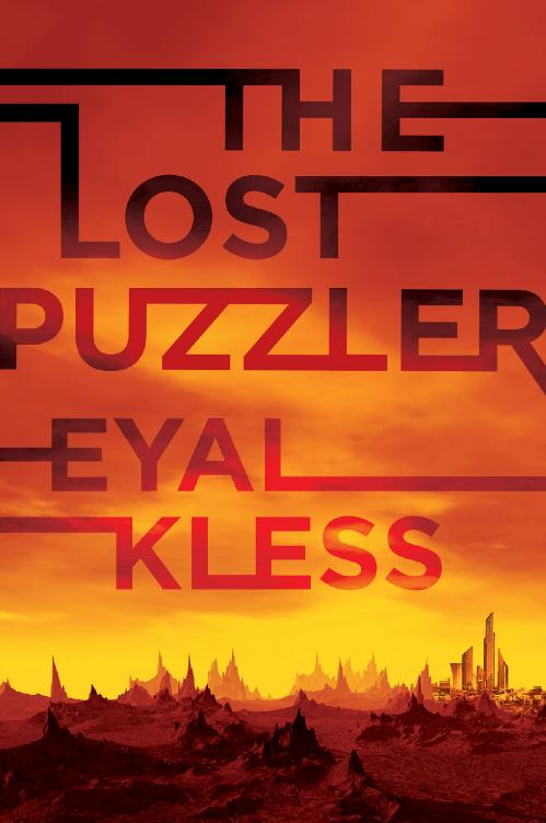 The Lost Puzzler by Eyal Kless