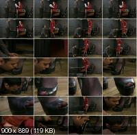 Womanworship.co.uk - Mistress Morrigan - Licking Feet for Mistress (HD/720p/623 MB)