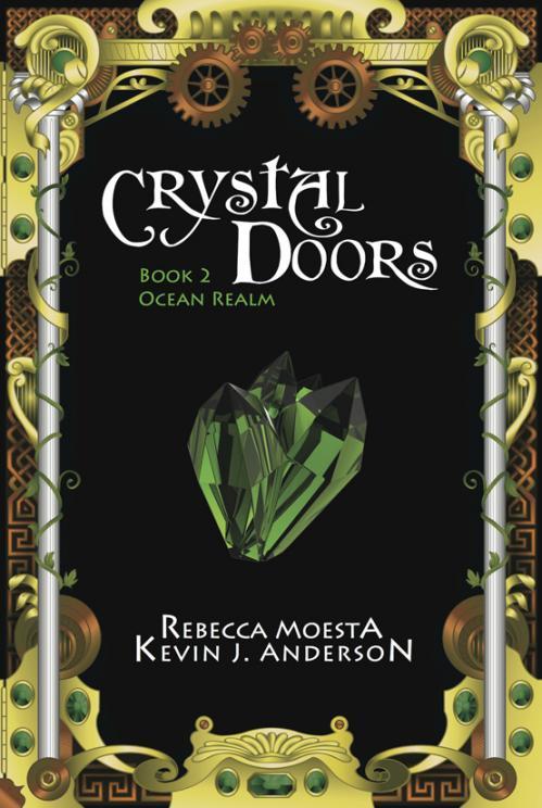 Ocean Realm (Crystal Doors 2) by Rebecca Moesta, Kevin J  Anderson