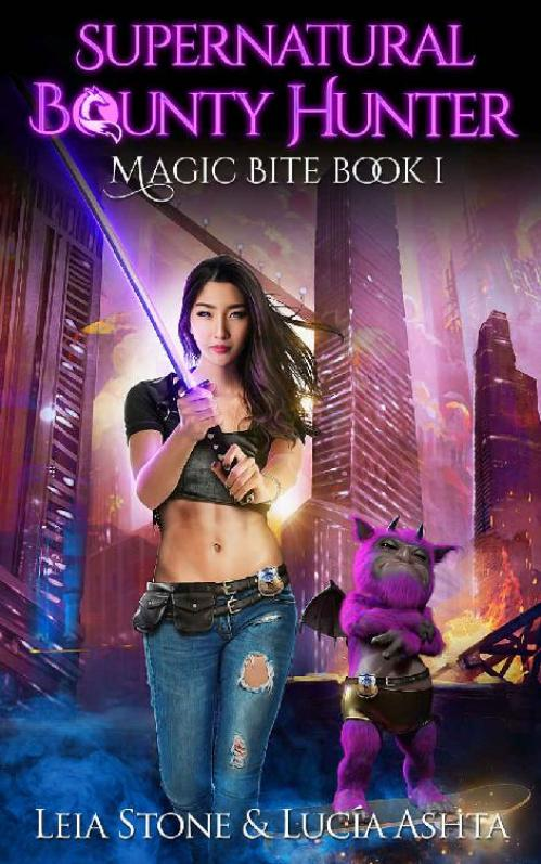 Magic Bite by Leia Stone, Lucia Ashta