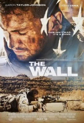 Стена / The Wall (2017) BDRemux 1080p