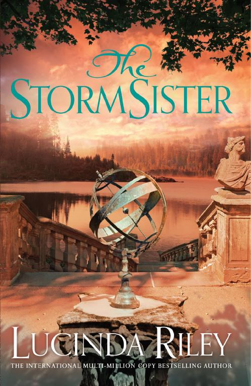 The Storm Sister (The Seven Sisters, n  2) by Lucinda Riley