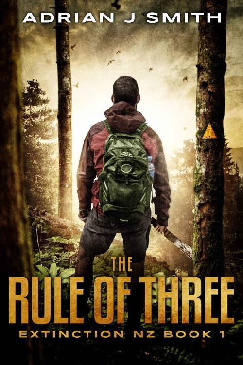 The Rule of Three by Adrian J  Smith