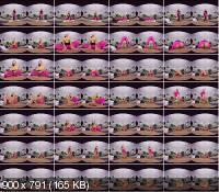 CzechVRFetish/CzechVR - Cristina Miller - Sexy Foot Job (UltraHD/2K/1920p/4.60 GB)