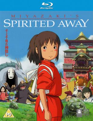 Унесённые призраками / Sen to Chihiro no kamikakushi (Spirited away) (2001) BDRip 720p