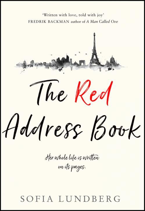 The Red Address Book by Sofia Lundberg