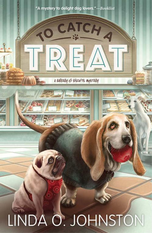 To Catch a Treat by Linda O  Johnston