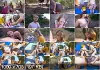 Hiking With Hotties - Izzy Lush, Samantha Hayes, Avery Moon | BFFS | 2019 | SD | 666 MB
