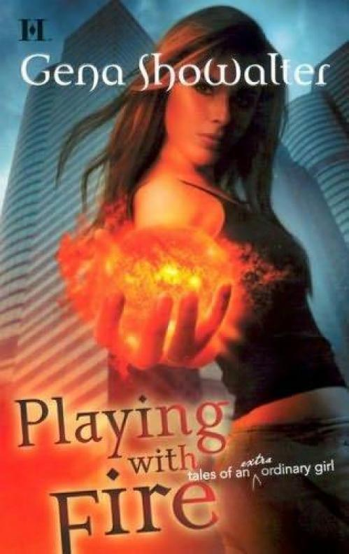 Playing with Fire (Belle Jamison, n  1) by Gena Showalter