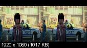 Человек-паук: Через вселенные 3D / Spider-Man: Into the Spider-Verse 3D  Горизонтальная анаморфная стереопара