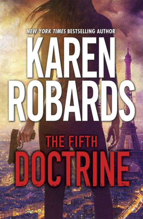 The Fifth Doctrine (The Guardian, n  3) by Karen Robards