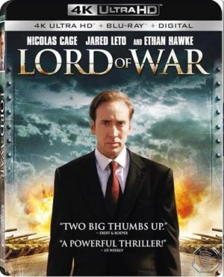 Оружейный барон / Lord of War (2005) BDRip 2160p | 4K | HDR