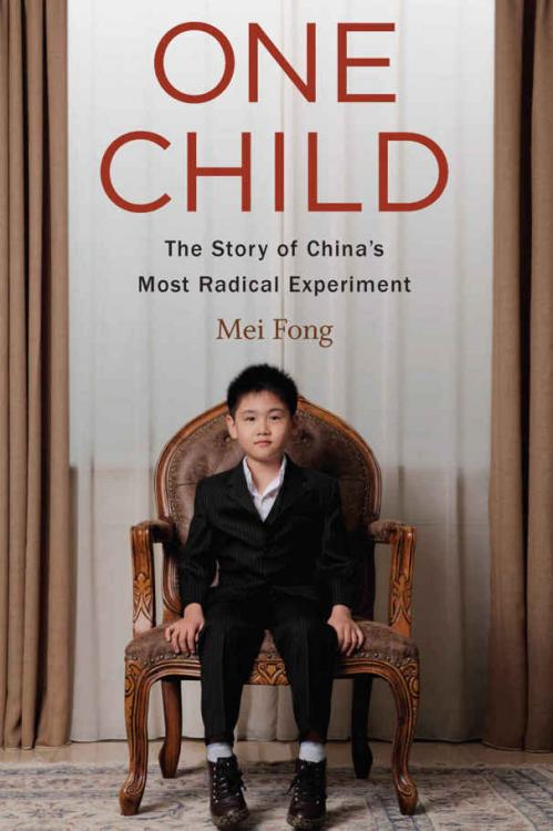 One Child  The Story of China's Most Radical Experiment by Mei Fong