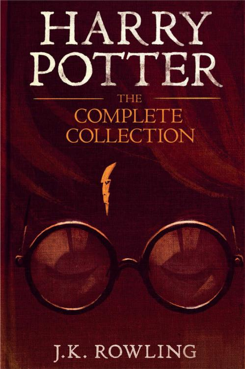 Harry Potter The Complete Collection (Harry Potter #1 7)