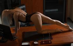 Обои для рабочего стола - Девушки №464