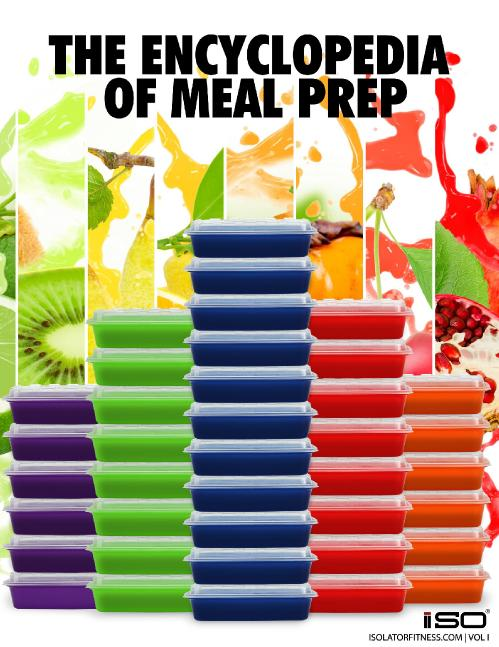 Meal Prep Encyclopedia Volume I