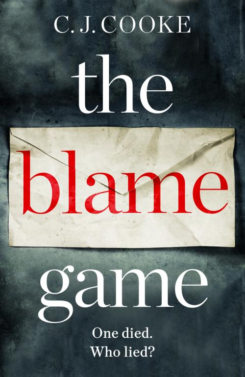 The Blame Game by C J Cooke