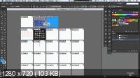 Тематическое рисование. Поиск тем и создание качественных картинок или курс для продолжающих осваивать стоки (2019) HDRip