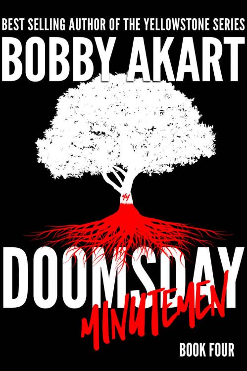 Doomsday Minutemen (The Doomsday, n  4) by Bobby Akart