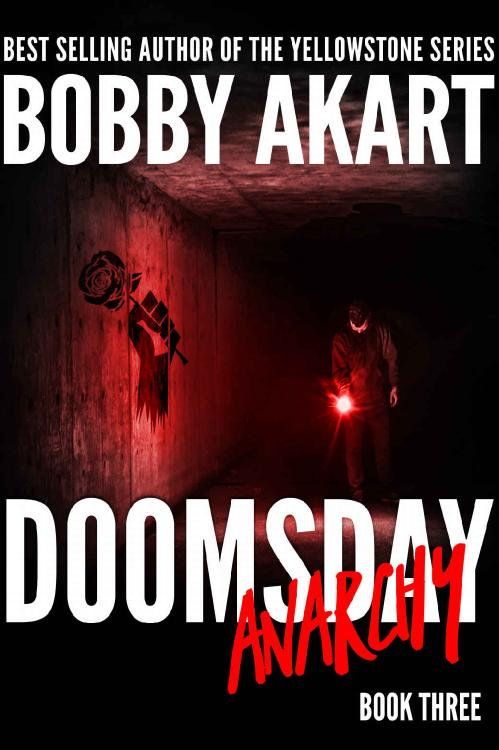 Doomsday Anarchy (The Doomsday, n  3) by Bobby Akart