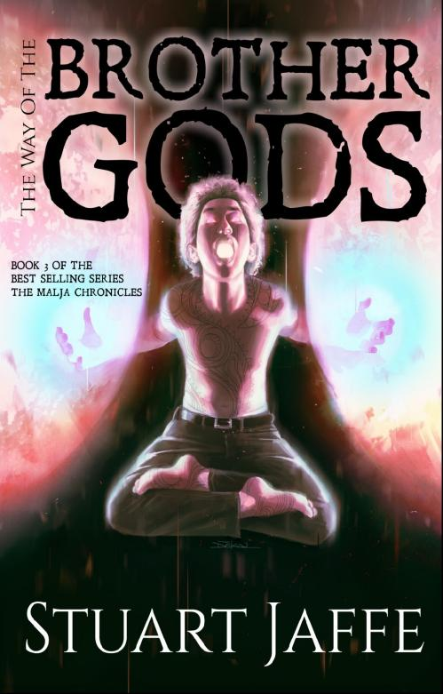 The Way of the Brother Gods by Stuart Jaffe