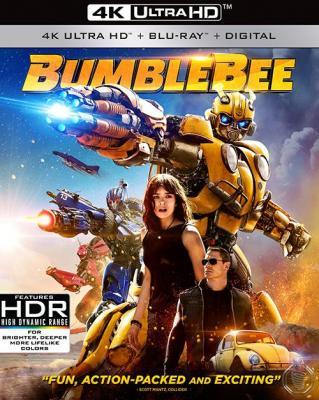 Бамблби / Bumblebee (2018) BDRip 2160p | HDR | Лицензия