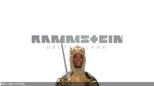 Rammstein - Deutschland [клип] (2019) WEBRip 1080p