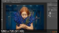 7 цветов радуги в фотографии (2018) HDRip
