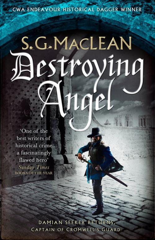 S  G  MacLean - Damian Seeker series
